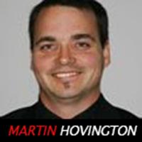Martin Hovington